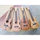Grande sconto grande quantità Ukulele di Sapele di 23 pollici, chitarra da vendere