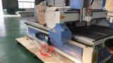 Gravura de corte CNC plástico madeira Cavring Máquina Router Ck1325