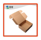 Naturales impresas personalizadas Embalaje de papel Kraft reciclado Caja multiusos