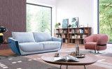 居間の家具の現代デザインファブリックソファー