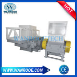 Máquinas de esmagamento de plástico do tubo vertical