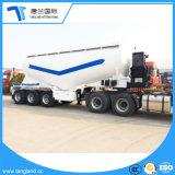 3개의 차축 30 70 톤 부피 시멘트 분말 화물 유조선 트레일러 수송