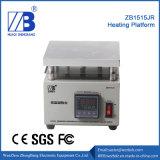 多機能のデジタル表示装置のサーモスタットのプラットホームの暖房版は端末を予備加熱する