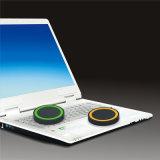 Mejor Venta de Mini Qi Pad de carga inalámbrica celular cargador cargador inalámbrico Vivo
