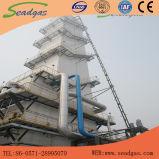 /Industriel usine d'oxygène du générateur d'oxygène médical de l'oxygène liquide/oxygène haute pression