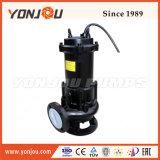 Qw Tauchens-Mörtel-Pumpe für Koaxialarbeit oder Sand mit Wasser-Übertragung
