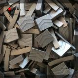 ماس يقطر أدوات لأنّ عمليّة قطع حجارة صوّان