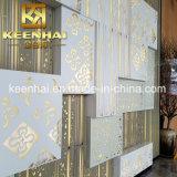 Couleur PVD enduit décoratif personnalisé 304 Panneaux en acier inoxydable 316