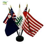 Conception personnalisée Bureau national des drapeaux de cluster