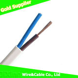 PVC électrique / électrique Copper 2core / Twin et Earth Wire Cable