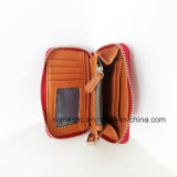Marque Designer Fashion Lady Fake Suede Wallet (NMDK-050601)