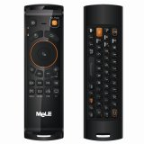 Melo F10 Mini Air Mouse Keyboard para Android TV Box / Set Top Box / HTPC / IPTV / Jogos em Stock agora 2.4GHz Wireless Air Mouse