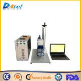 Máquina portátil Handheld Dek-20wf da marcação do laser da fibra do metal da boa qualidade