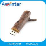 고속 나무로 되는 USB 섬광 드라이브 기억 장치 지팡이