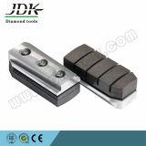 Jdk Diamond Abrasive Fickert с флюсом для гранитного шлифования
