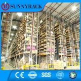 Шкаф хранения высокого вертикального пакгауза использования стальной