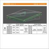 فحمات متعدّدة /Glass /Easy أن يركّب /Simple ظلة لأنّ أبواب و [ويندووس] /Sunshade