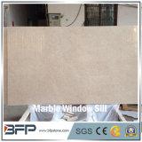 Marmo beige smerigliatrice di qualità superiore di M296 Lisbona per il davanzale della finestra e pavimento premontato