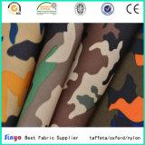 Tessuto del poliestere stampato camuffamento 600d di Digitahi per i sacchetti dell'esercito