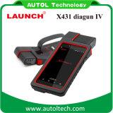2017新しい解放された進水X431 Diagun 4 Mutilの言語アップデートは自由にX431 Diagunのソフトウェアの進水X431 Diagun IV車のスキャンナーを進水させる
