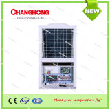 Modulare Luft abgekühlter Wasser-Rolle-Kühler und Wärmepumpe-Kühlanlage