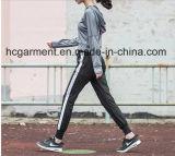 Быстро сухой костюм спортов для женщин/повелительницы, одежды йоги, износа