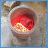 Freqüência média 10kg Gold Inductiodn forno de fusão (JLZ-15)