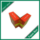 New Design Color Paper Fruit Box for Wholesale