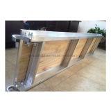 De Houten Plank van de Steiger van het aluminium met Haak