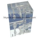 De Machinaal bewerkte Delen van de Douane PMMA/PC/Acrylic van de fabrikant CNC