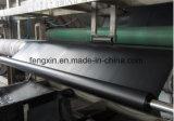 Película de HDPE impermeável preto, folha de HDPE, geomembrana HDPE para engenharia