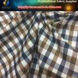Hilo de poliéster teñido de tela, poliéster popular tela de chaqueta (YD1172)