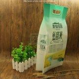 Sacs réutilisés de riz