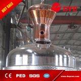 del acero inoxidable 3000L todavía del crisol equipo de la destilación para hacer el whisky
