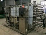 Machine van de Melk van de Thee van het sap de Tubulaire Steriliserende voor de Installatie van de Drank