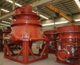 Broyeur hydraulique de cône pour la pierre de fleuve et le granit et le basalte (GPY500)