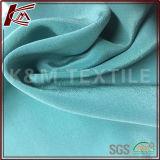 Tela de seda de seda tingida contínua do Crepe do lombo de De de Crepe do cetim