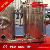 Unidad de destilación de tipo de pote para el brandy de alta calidad
