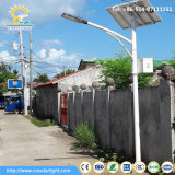 3 a 5 anos de garantia 30W-60W Luz Solar com Painel PV