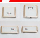 Heiß, ultra dünne Qi-drahtlose Aufladeeinheits-Standardauflage für intelligentes Telefon verkaufend
