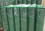 """工場供給の品質1/2 """" X 1/2 """"のPVCによって塗られる溶接された金網"""
