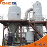 Equipo industrial forzado del evaporador aire acondicionado de las aguas residuales de la circulación de la MVR