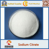 Citrato de sodio E331 (BP/USP/FCC), citrato de sodio de los aditivos alimenticios