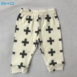 Il colore beige Bbay copre i vestiti Legging del bambino di Gtos