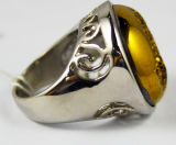 도매 보석 스테인리스 반지 안락 적당한 주문품 스테인리스 반지