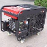 비손 ((h) 10kVA 중국) BS12000dce Portable 판매를 위한 1 년 보장 공냉식 10kw에 의하여 사용되는 디젤 엔진 발전기