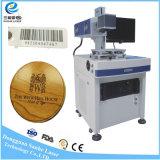 Máquina de marcação a laser de CO2 de 30W Gravação Código Qr / Madeira / plástico / venda de vidro