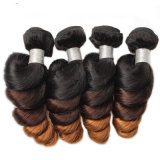 Unprocessed Natural Brazilian Virgin Remy Human Hair