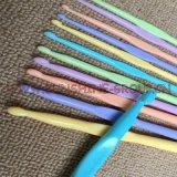 крюк вязания крючком конфеты 12PCS пластичный
