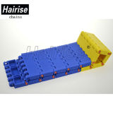Har Qnb Series Color Mark Flat Board Indústria Plastic Modular Belt
